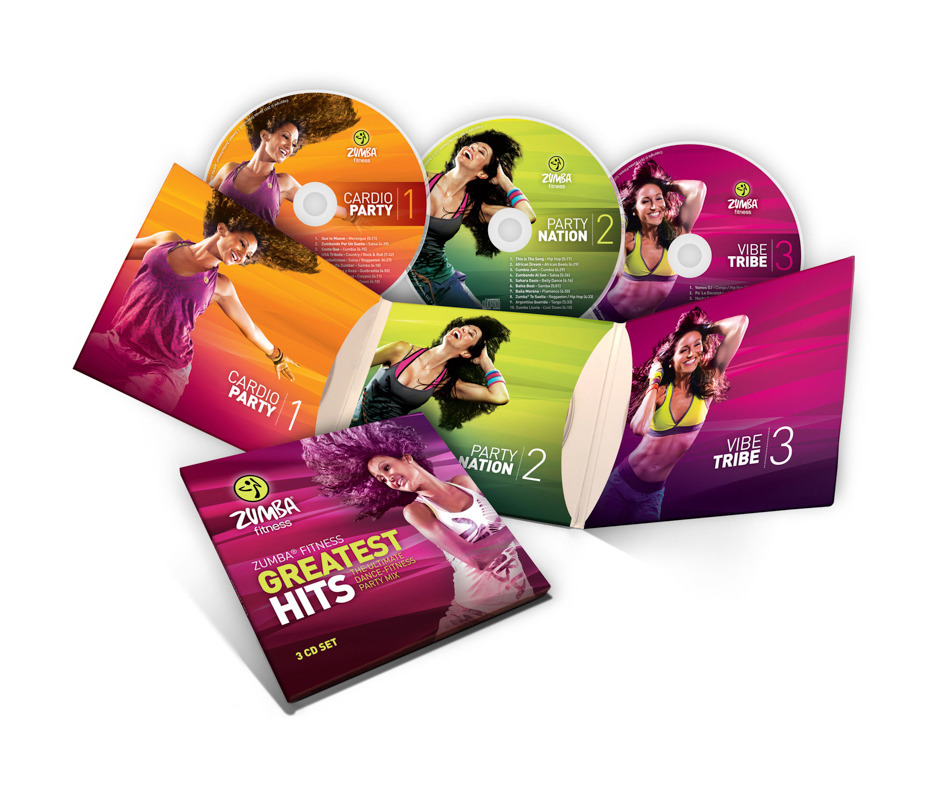 Zumba Fitness Zumba Fitness Greatest Hits cd