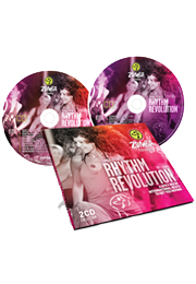 Rhythm Revolution CD Set