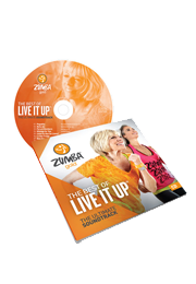 The Best Of Live It Up™ Soundtrack CD