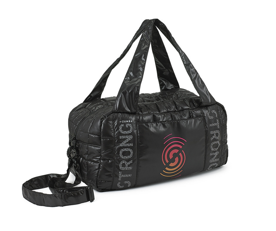 5f6ad84923 STRONG By Zumba Gym Bag