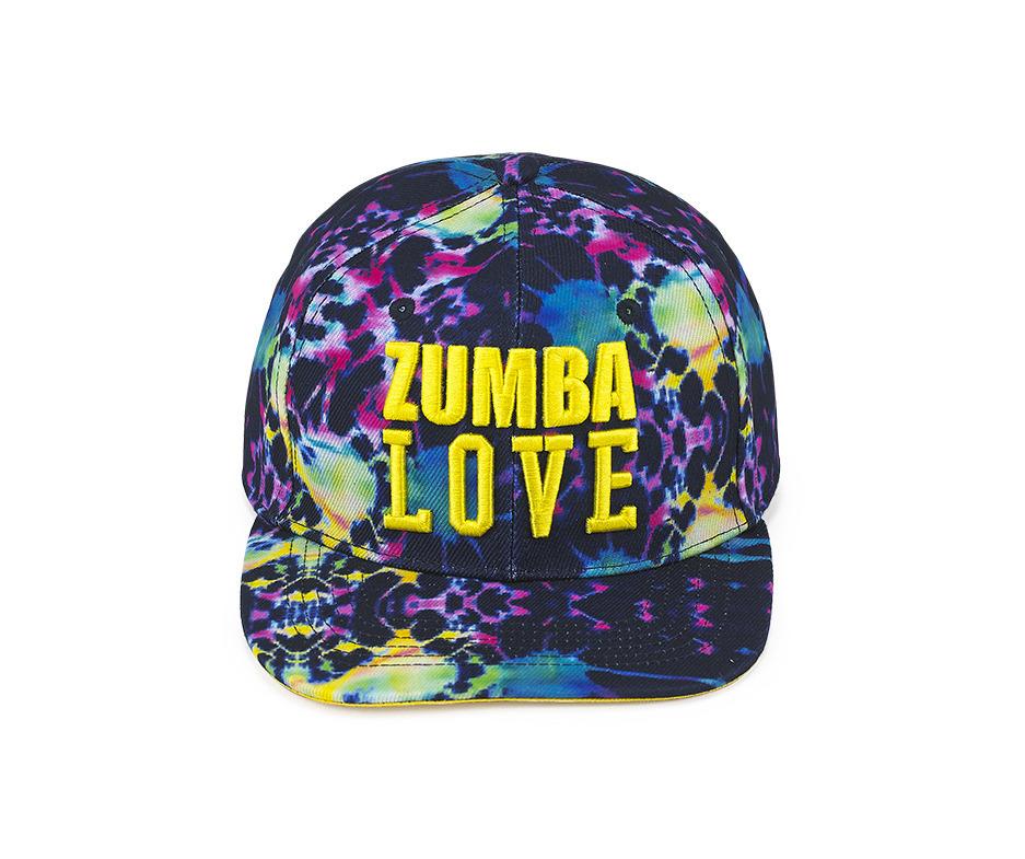 169d0548f2f51 Zumba Love Snapback Hat