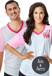 Party In Pink™ Unisex Baseball Tee