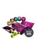 Zumba® Exhilarate 4 DVD Set Plus Bonus