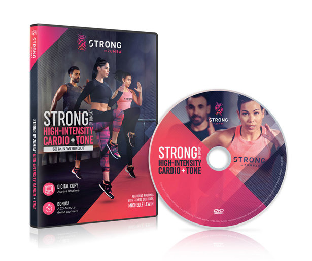 Strong By Zumba 60 Minute Workout Zumba Fitness Shop