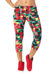 Let's Jam Perfect Capri Leggings