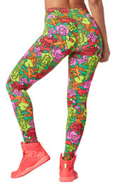Damen Fitnessbekleidung Zumba Kleidung Zumba Fitness