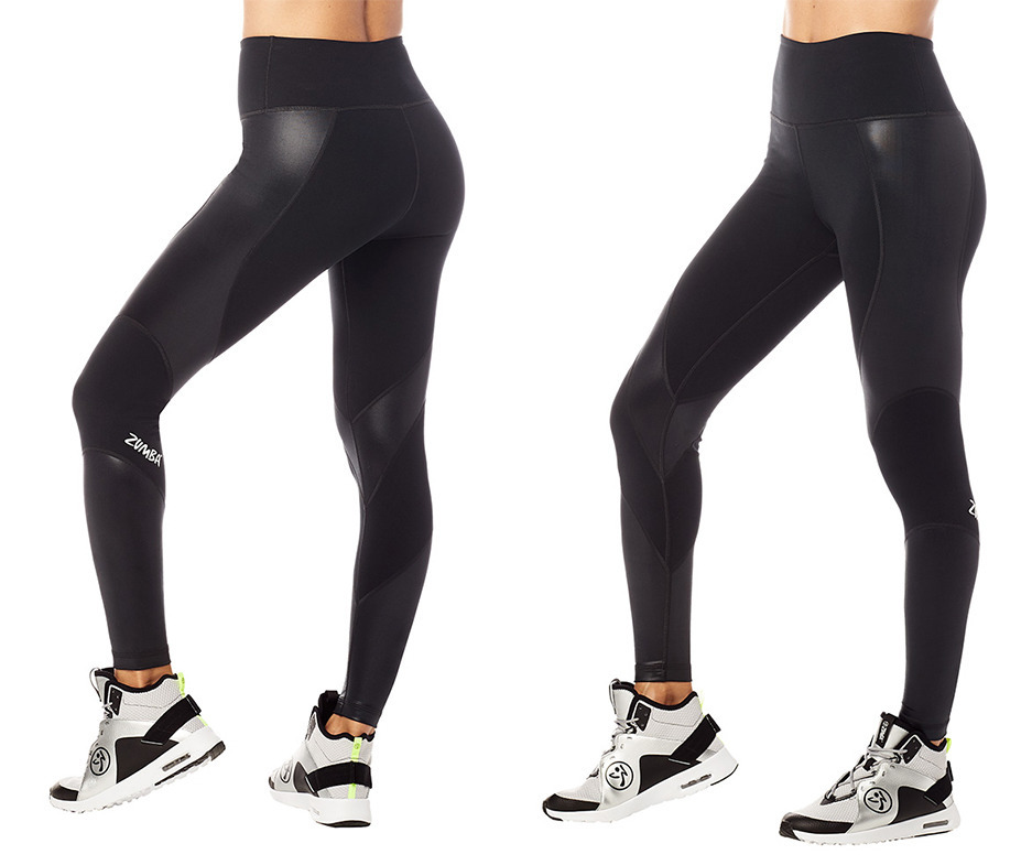 92f9d60ab59401 Making Moves High Waisted Ankle Leggings   Zumba Fitness Shop