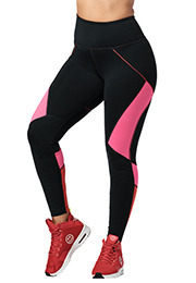 Women Fitness Pants Leggings Capris Zumba Bottoms Zumba Fitness