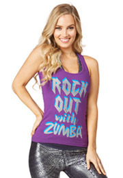 Rock Out Racerback
