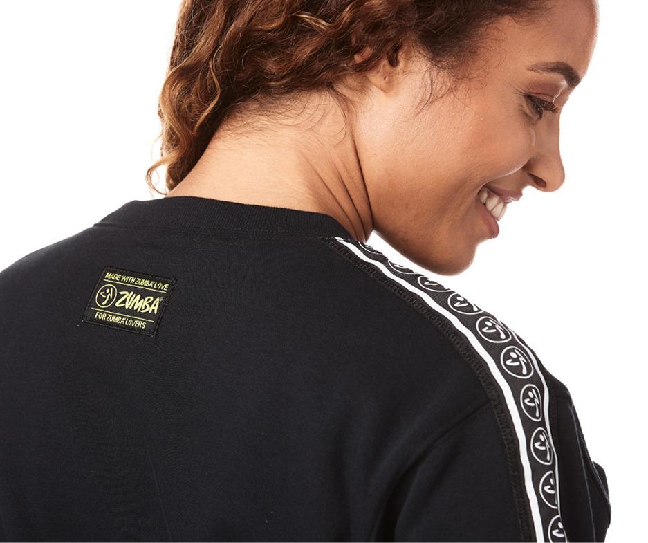 Made With Zumba Love Sweatshirt