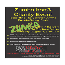 Zumba ditch the workout join the party event information stopboris Images